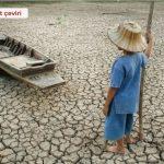 İklim krizi, kuraklık, fırtına ve kadınlar
